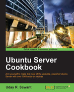 Cover of Ubuntu Server Cookbook