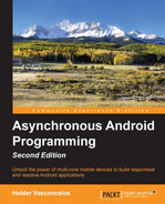 Cover of Asynchronous Android Programming - Second Edition