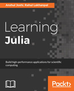 Cover of Learning Julia