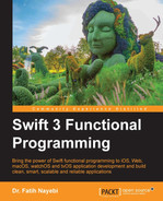 Cover of Swift 3 Functional Programming