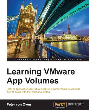 Learning VMware App Volumes [Book]