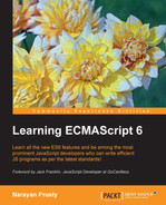 Cover of Learning ECMAScript 6