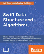 Cover of Swift Data Structure and Algorithms