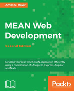 Cover of MEAN Web Development - Second Edition