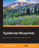 Cover of TypeScript Blueprints