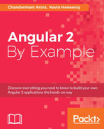 Cover of Angular 2 By Example