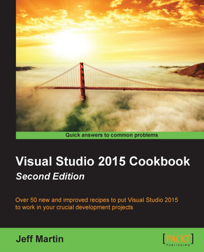 Visual Studio 2015 Cookbook - Second Edition