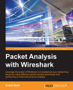 Cover of Packet Analysis with Wireshark