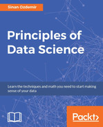 Cover of Principles of Data Science