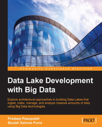 Cover of Data Lake Development with Big Data