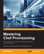 Cover of Mastering Chef Provisioning