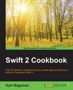 Cover of Swift 2 Cookbook