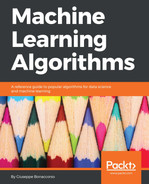 Cover of Machine Learning Algorithms