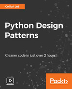 Cover of Python Design Patterns