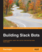 Cover of Building Slack Bots