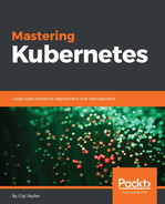 Cover of Mastering Kubernetes