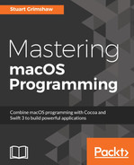 Cover of Mastering macOS Programming