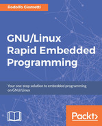 Cover of GNU/Linux Rapid Embedded Programming