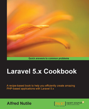 Laravel 5.x Cookbook