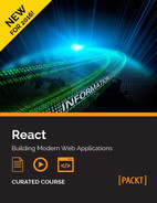 Cover of React: Building Modern Web Applications