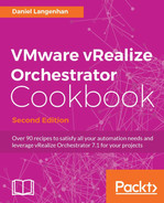Cover of VMware vRealize Orchestrator Cookbook - Second Edition
