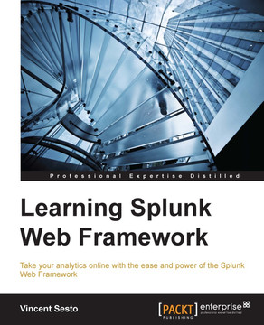 Learning Splunk Web Framework