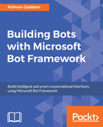 Cover of Building Bots with Microsoft Bot Framework