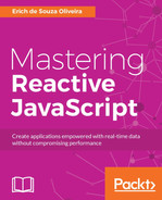 Cover of Mastering Reactive JavaScript