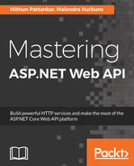 Cover of Mastering ASP.NET Web API