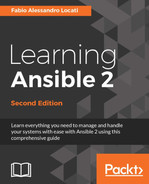 Cover of Learning Ansible 2 - Second Edition