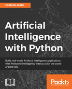 Cover of Artificial Intelligence with Python