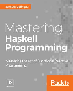 Mastering Haskell Programming
