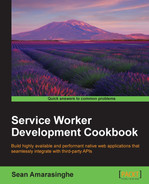 Cover of Service Worker Development Cookbook