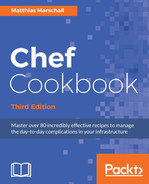 Cover of Chef Cookbook - Third Edition