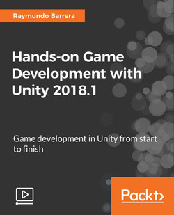 Hands-on Game Development with Unity 2018.1