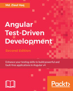 Cover of Angular Test-Driven Development - Second Edition