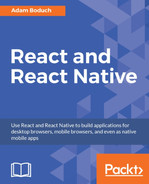 Cover of React and React Native
