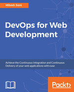Cover of DevOps for Web Development