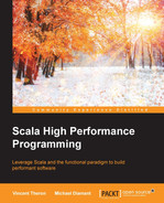 Cover of Scala High Performance Programming