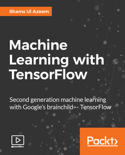 Machine Learning with TensorFlow