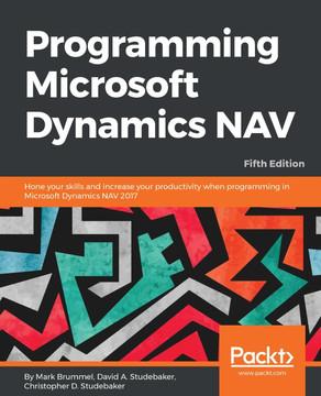 Programming Microsoft Dynamics Nav Fifth Edition Book