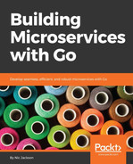 Cover of Building Microservices with Go