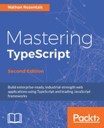 Cover of Mastering TypeScript - Second Edition