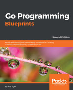 Cover of Go Programming Blueprints - Second Edition