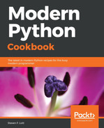 Cover of Modern Python Cookbook