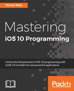 Cover of Mastering iOS 10 Programming