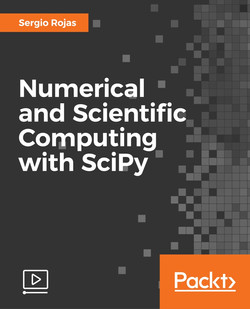 Numerical and Scientific Computing with SciPy