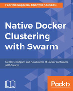 Cover of Native Docker Clustering with Swarm