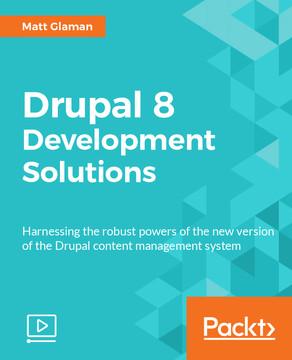 Drupal 8 Development Solutions