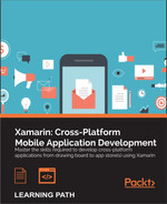 Cover of Xamarin: Cross-Platform Mobile Application Development